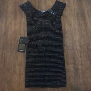 NWT BEBE P/S BODYCON BANDAGE DRESS SUPER STRETCHY